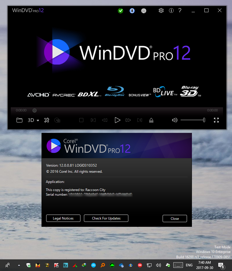 Corel WinDVD Pro download free