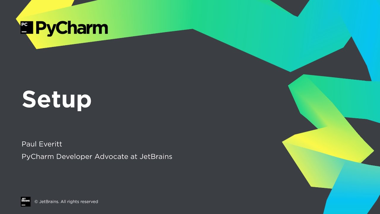 JetBrains PyCharm Pro free download