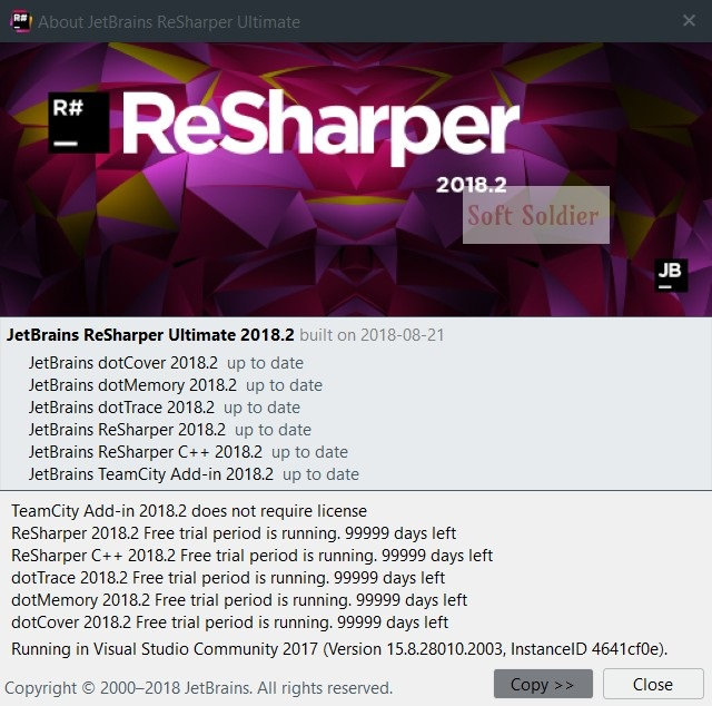 JetBrains ReSharper Ultimate download