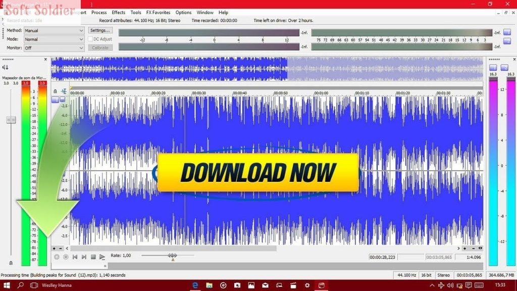 MAGIX Sound Forge free download