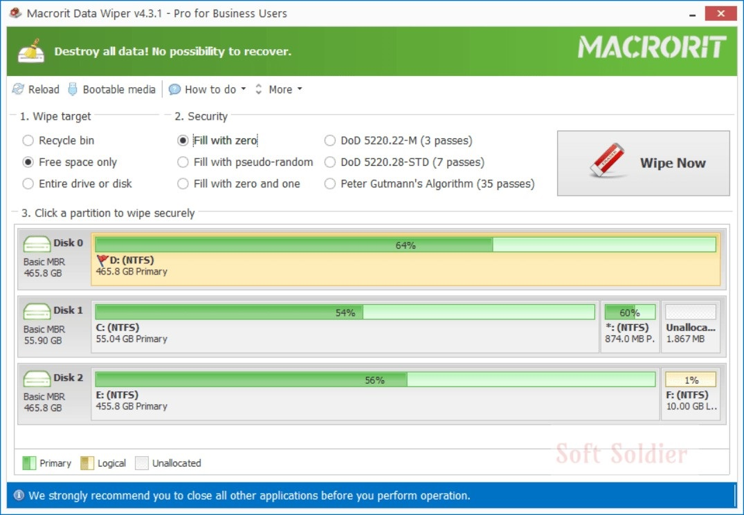 Macrorit Disk Partition download