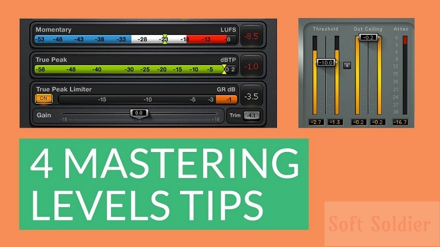 Mastering the Mix LEVELS