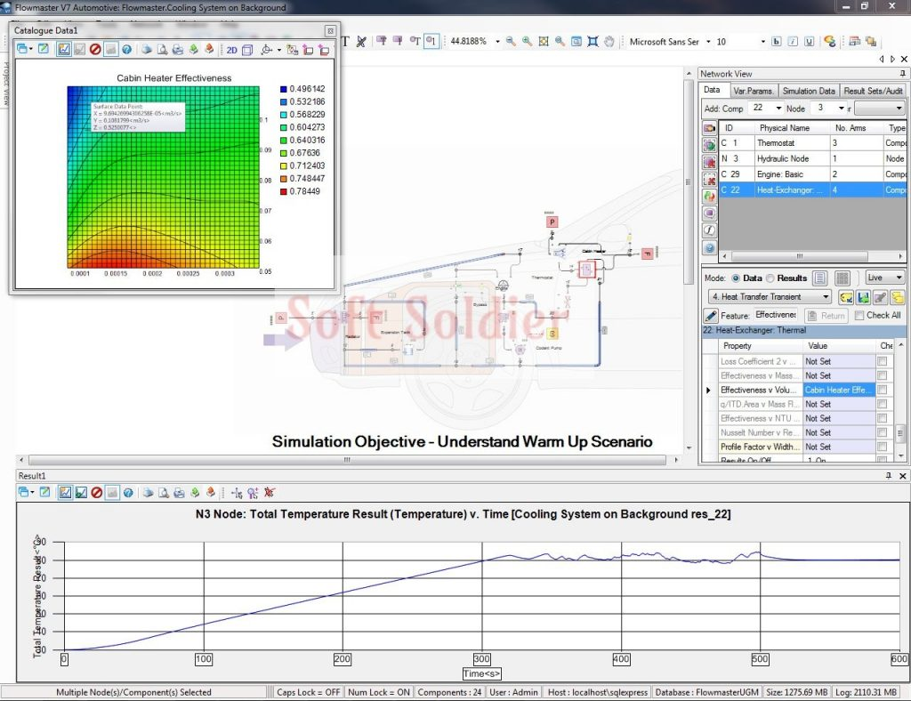Mentor Graphics FloVent 10 free download