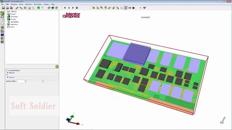 Mentor Graphics FloVent free