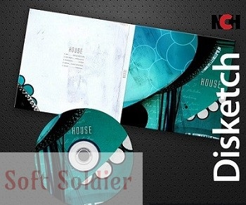 NCH-Disketch-Disc-Label-Software-Plus-Free-Download