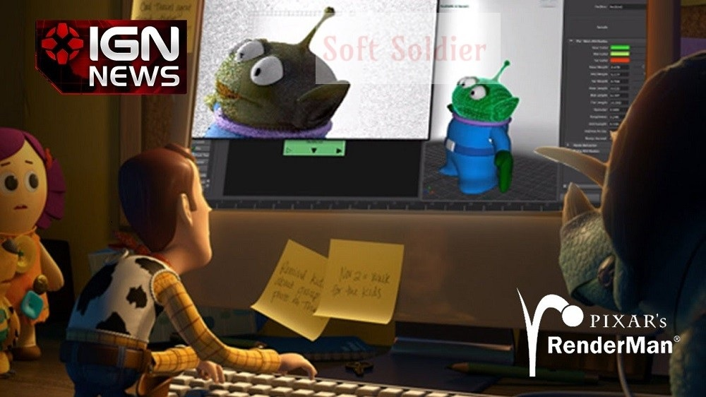 Pixar RenderMan download
