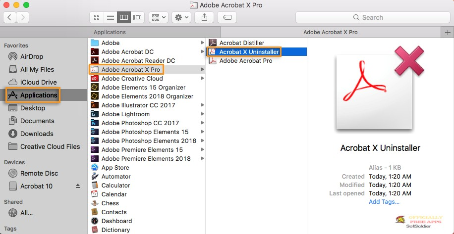 Adobe Acrobat Pro DC 2019 DMG for MacOS Free Download - Soft