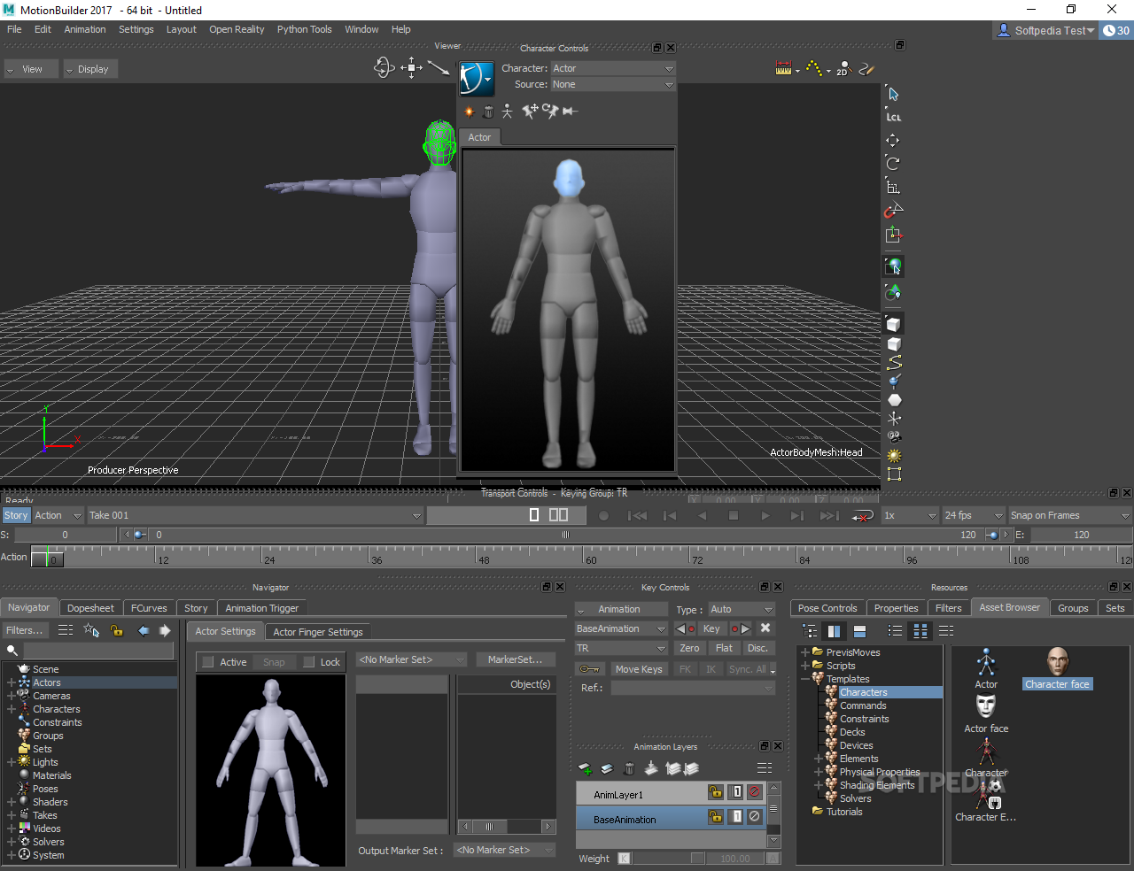 Autodesk MotionBuilder 2018 Free Download - Soft Soldier