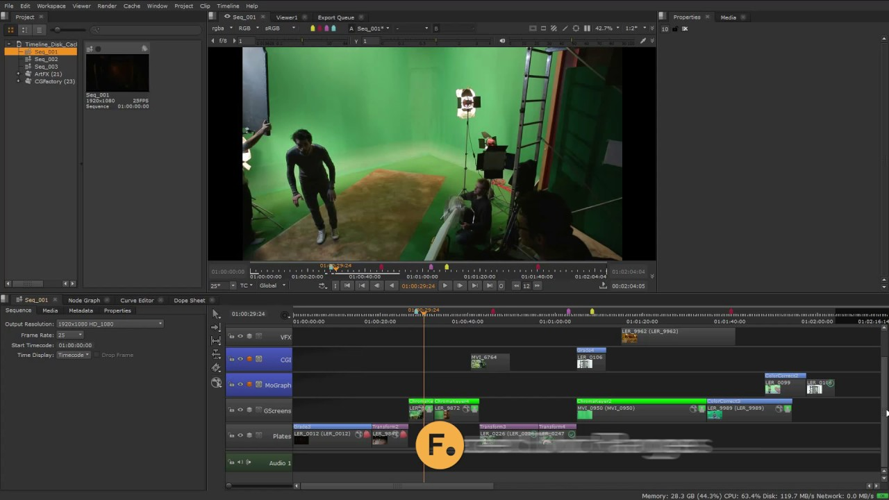 Foundry NUKE STUDIO 11 3 Free Download - Soft Soldier