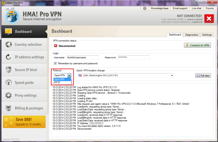 HMA! Pro VPN Free Download - Soft Soldier