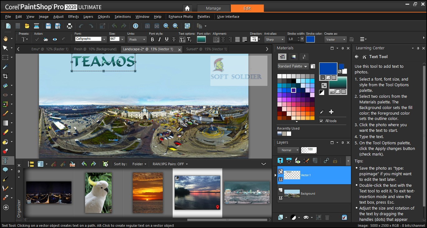 Corel PaintShop Pro Ultimate 2020 v22.0