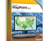 Microsoft Mappoint 2010