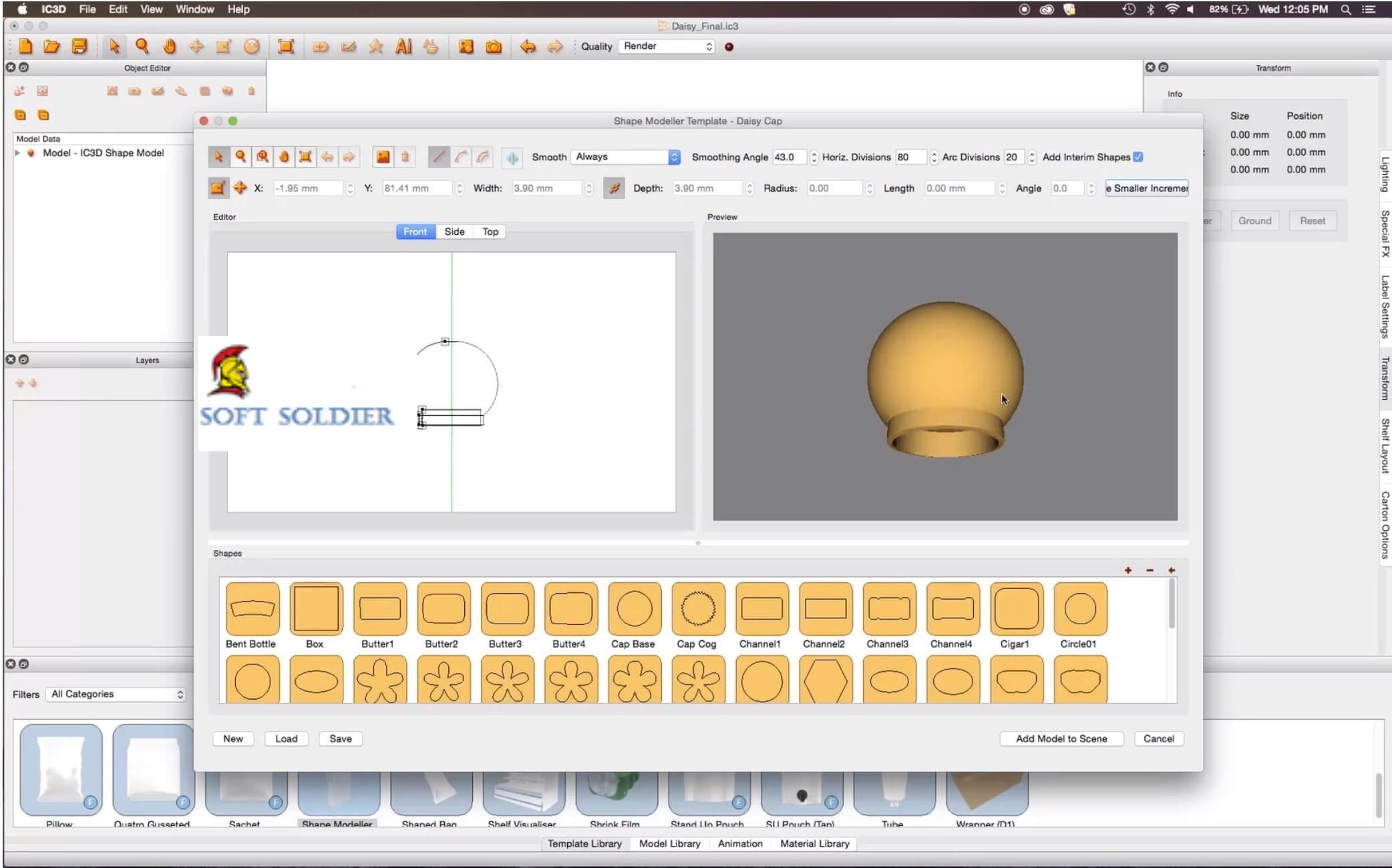Creative Edge Software iC3D Suite 6.0
