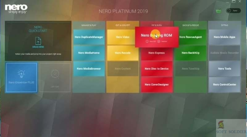 Nero Platinum 2020 Suite 22.0