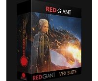 RED GIANT VFX SUITE 1.0