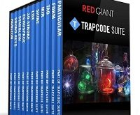 Red Giant Trapcode Suite 15.1