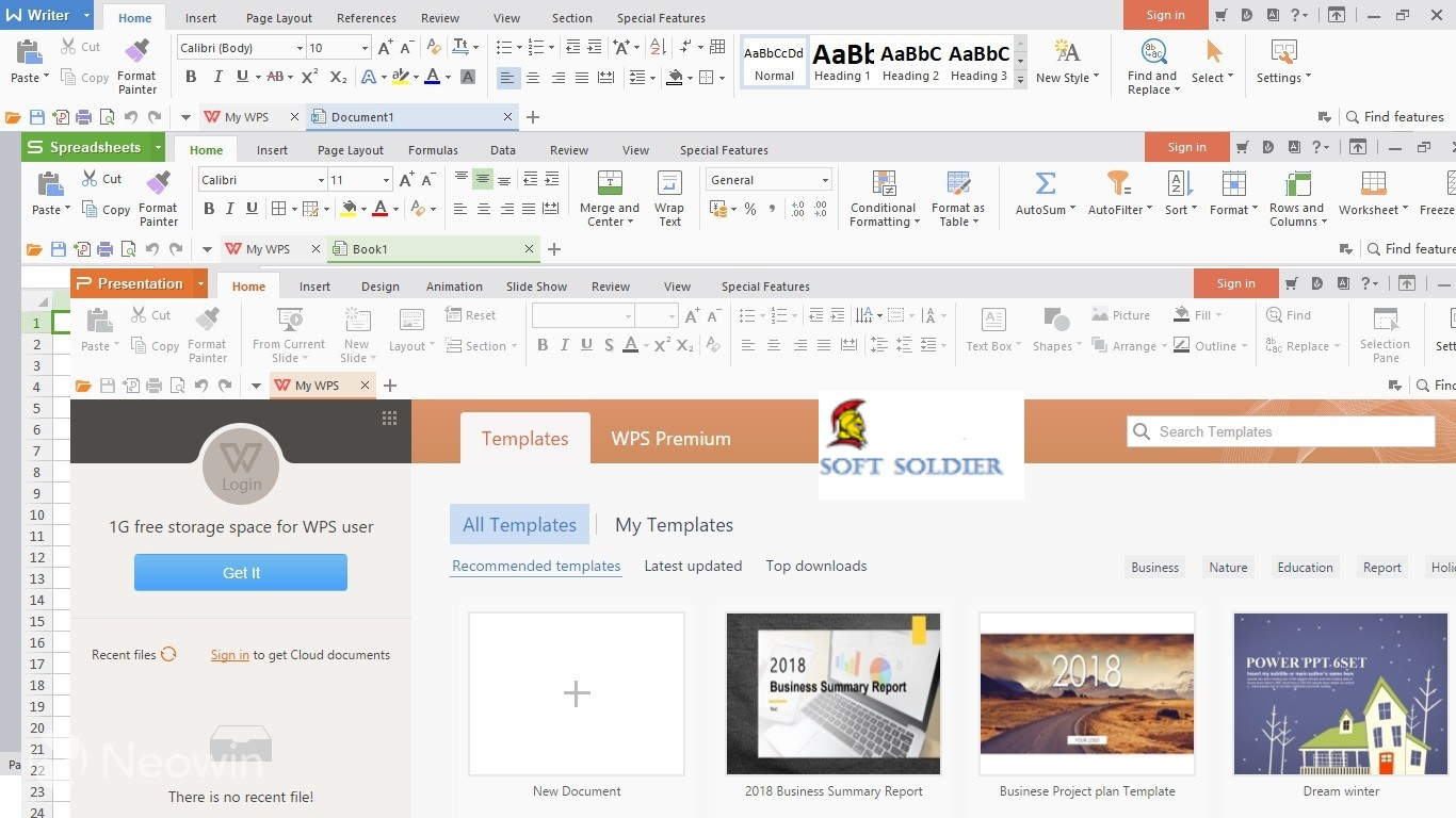 WPS Office 2019 v11.2