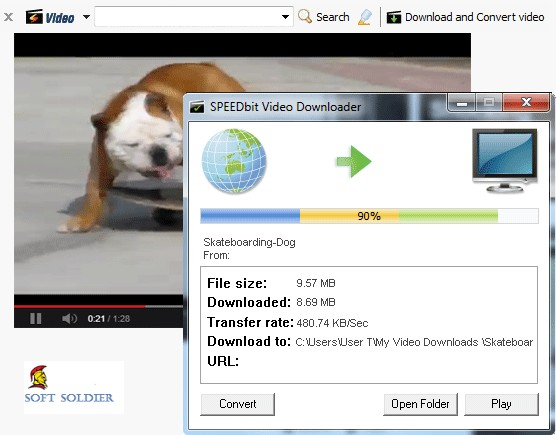 Speedbit Video Downloader and Converter
