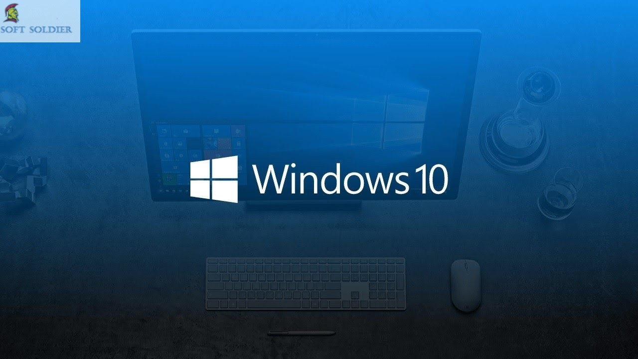 Windows 10 Pro 19H1 Oct 2019 Redstone 6