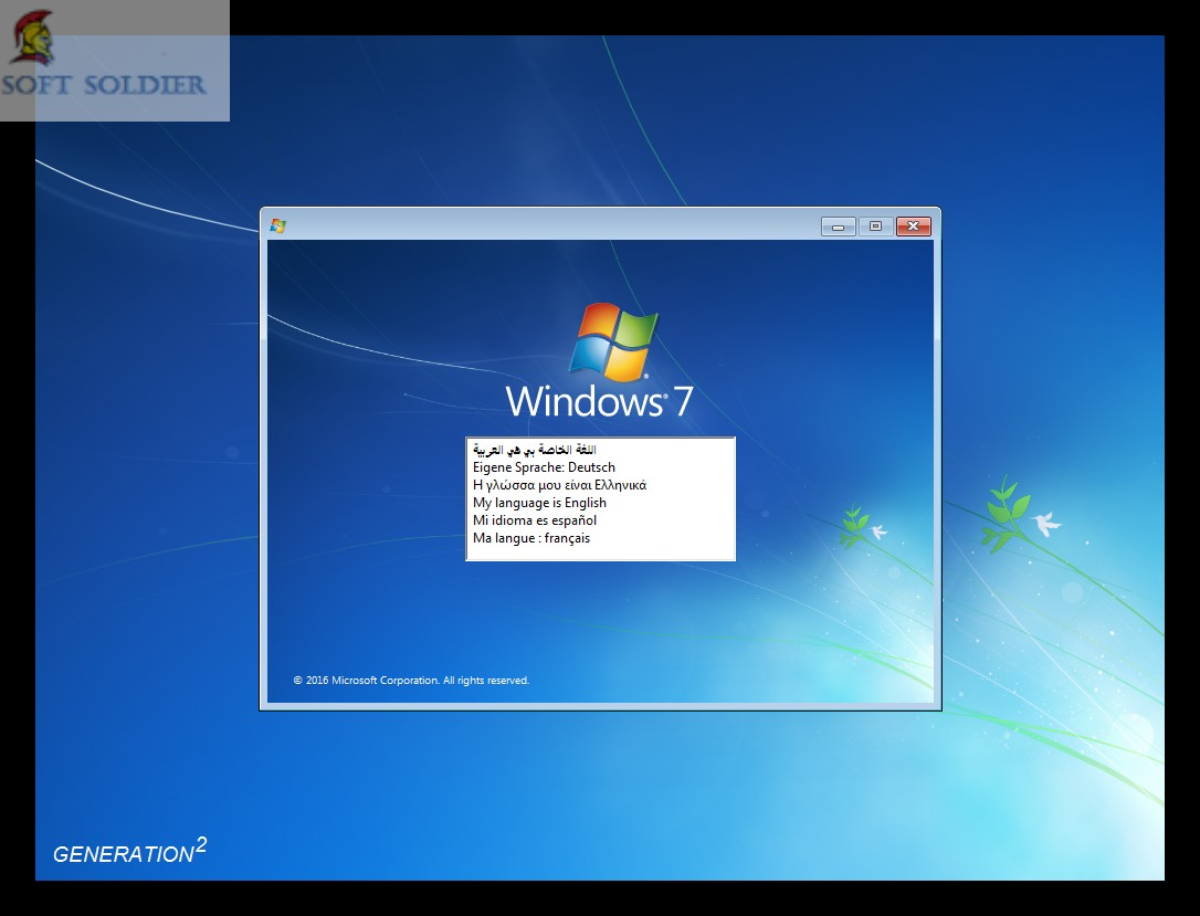 Windows 7 SPI All in One Oct 2019