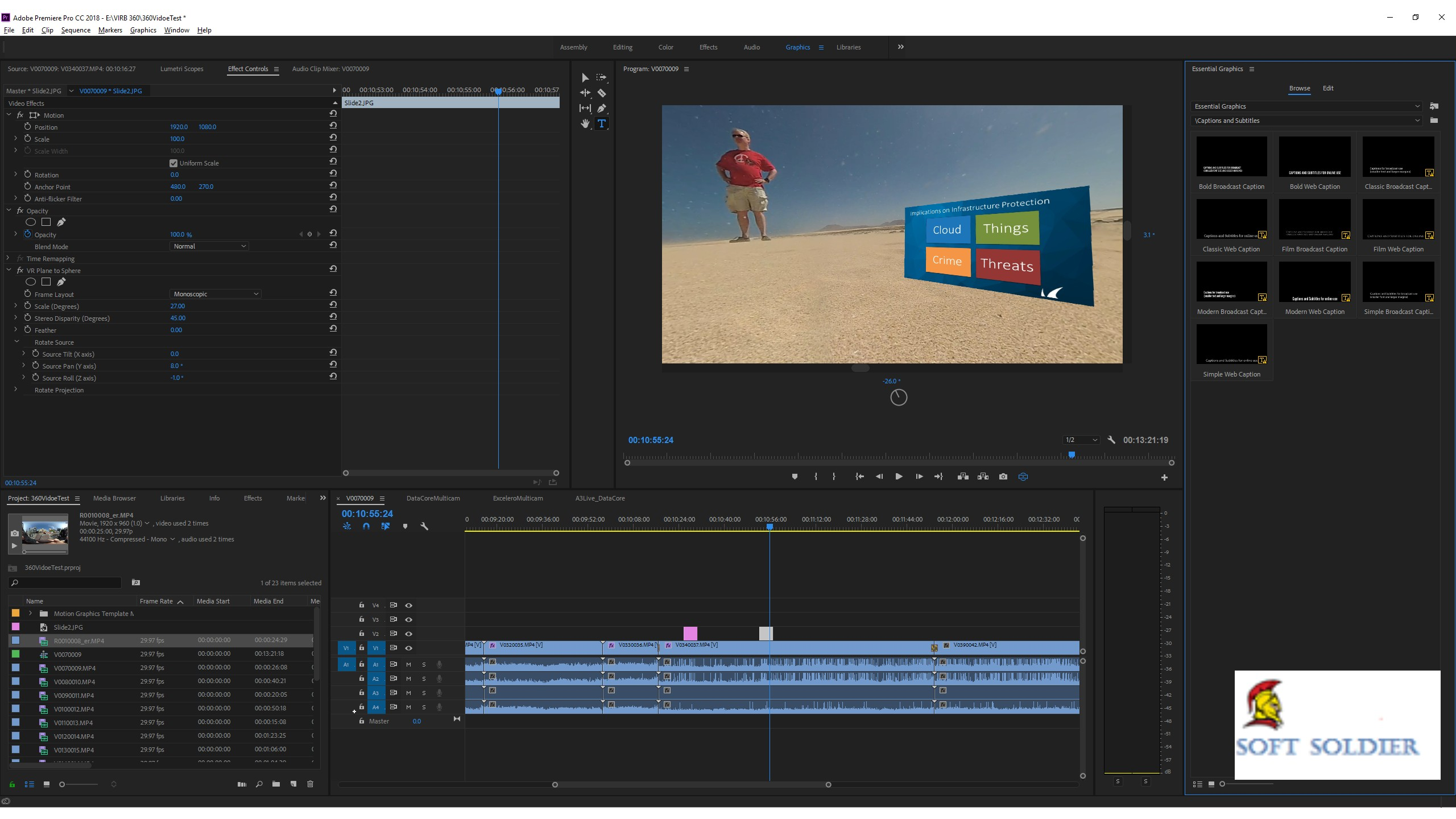 Adobe Media Encoder CC 2020
