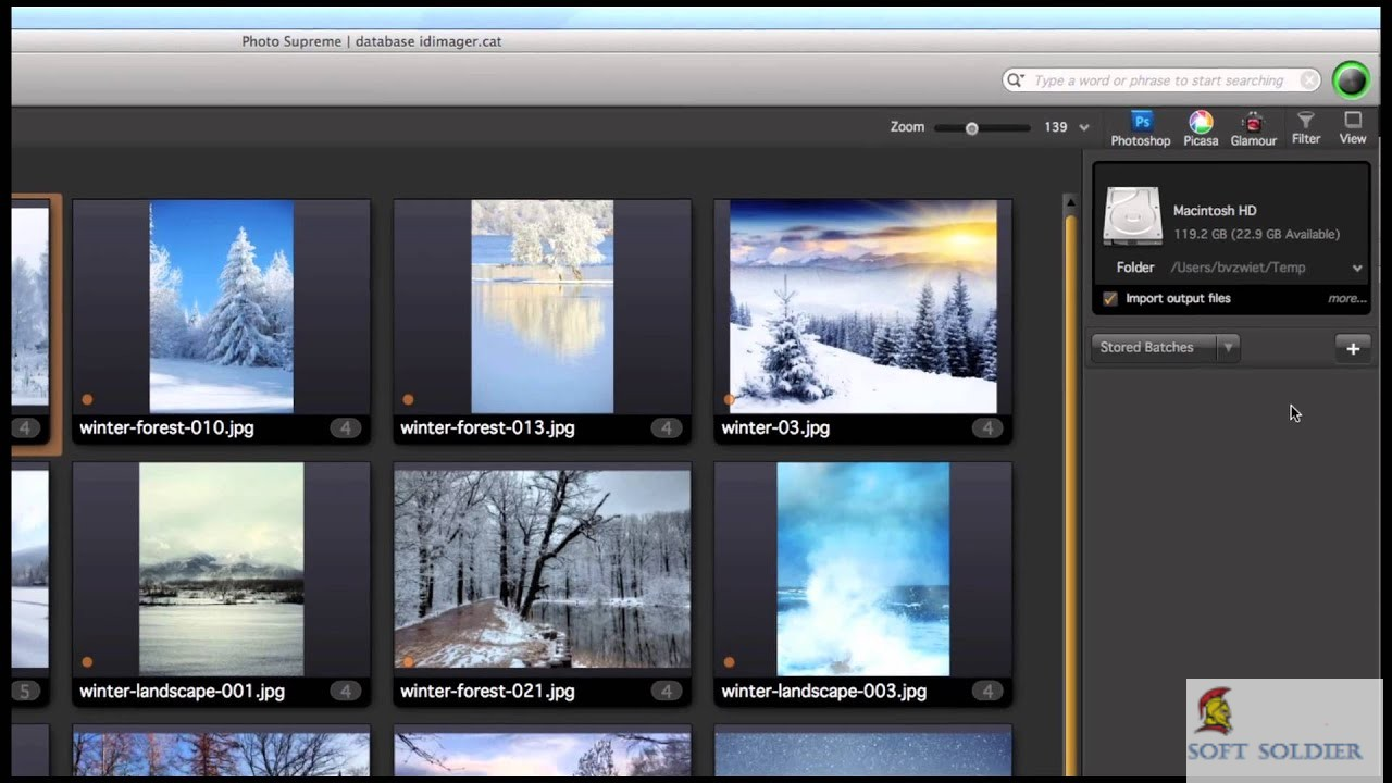 IDimager Photo Supreme 5.1