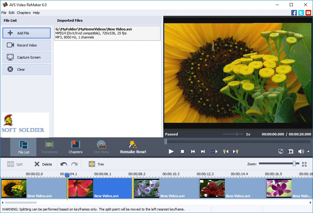 Portable AVS Video ReMaker 2020