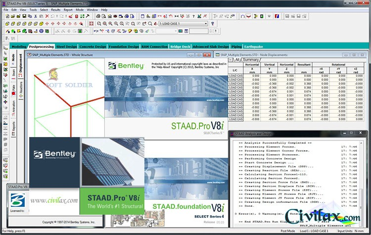 Staad Pro V8i Free Download Soft Soldier