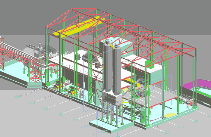 Bentley AutoPLANT Plant Design