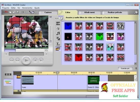 InterVideo WinDVD Creator