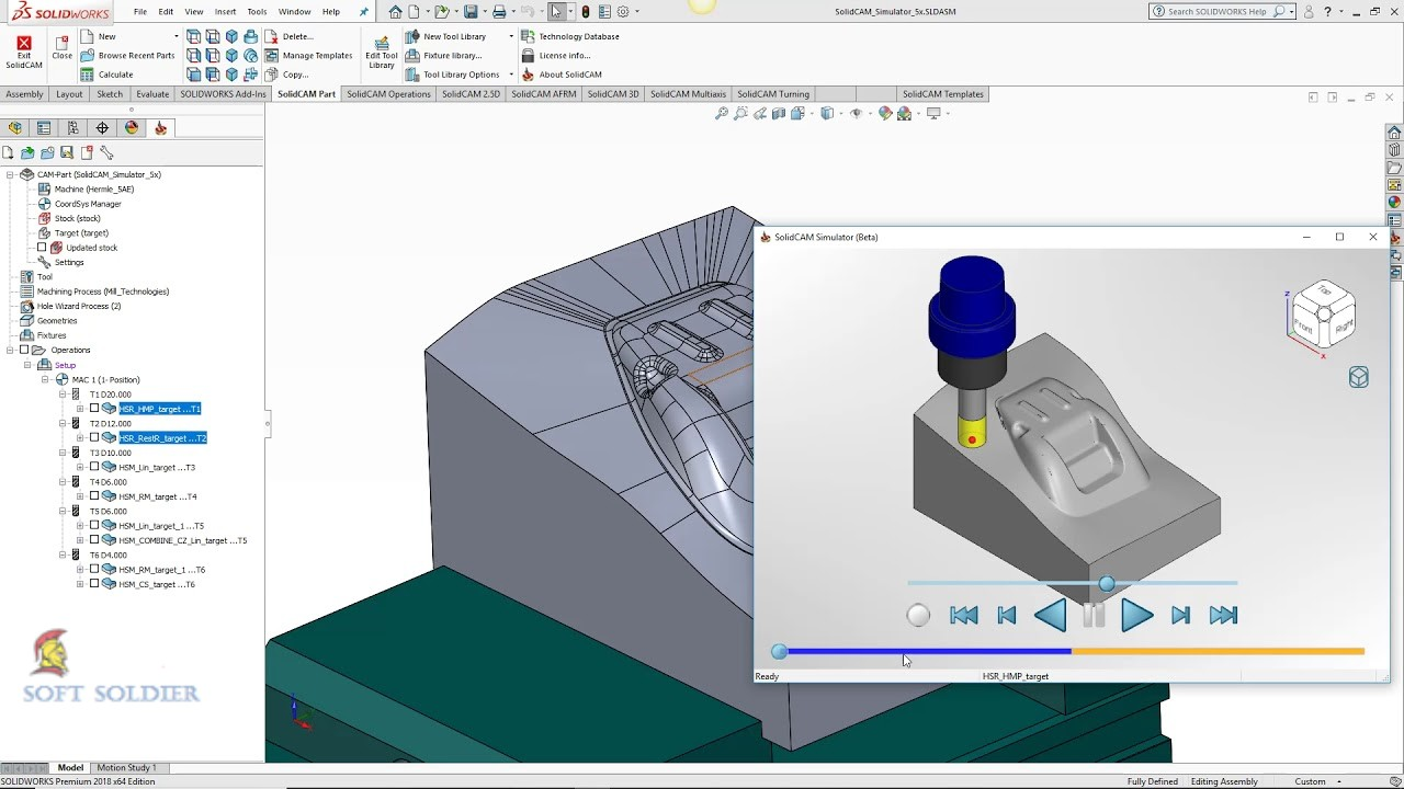 SolidWorks 2020 SP1.0