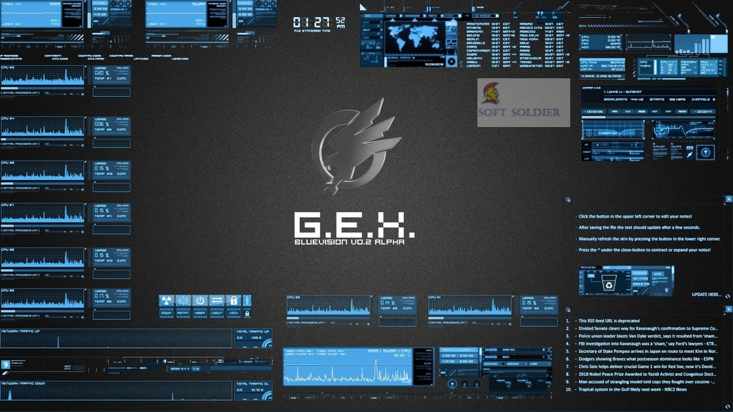 Rainmeter free download