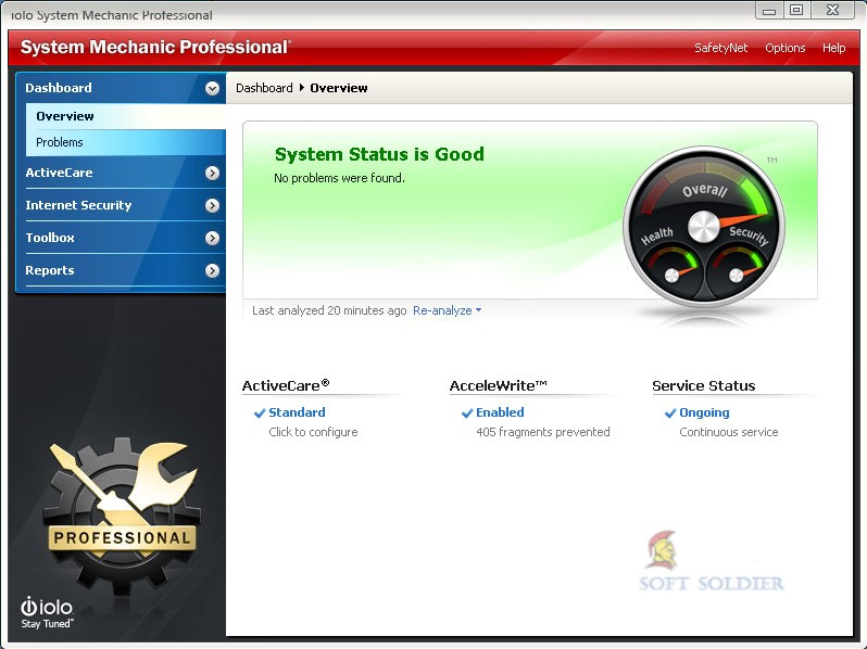 System Mechanic Professional 2020 free download