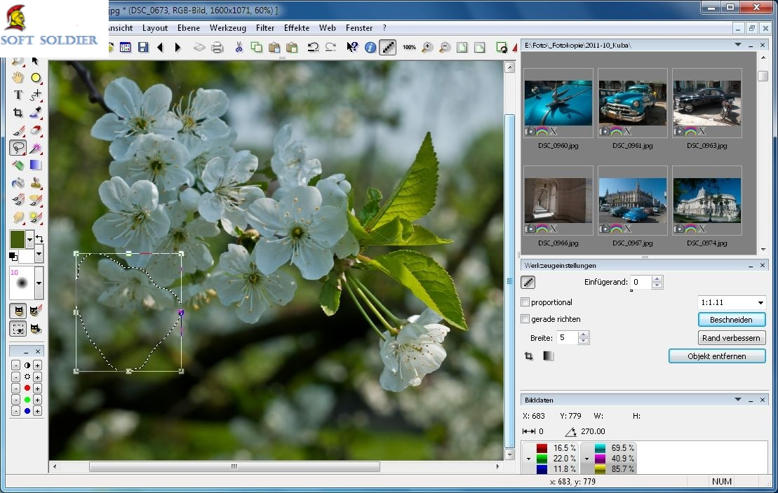 PhotoLine 22 Free Download