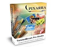 Pixarra TwistedBrush Paint Studio 3.03
