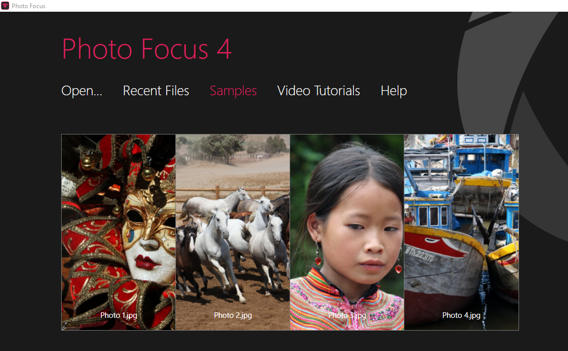 InPixio Photo Focus Pro 4 Free Download