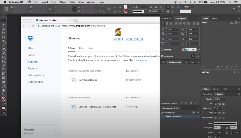 Adobe InCopy CC 2020 Free Download