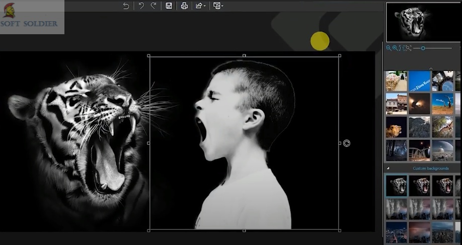 InPixio Photo Cutter 10.2 Free Download