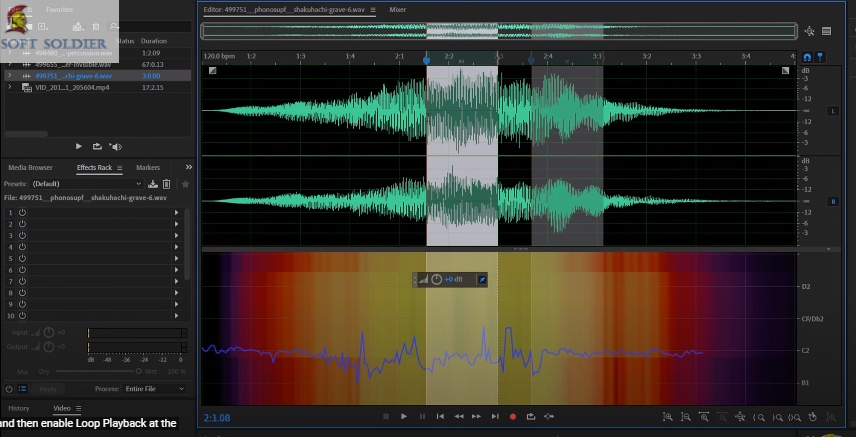 Adobe Audition 2020 v13.0.7 Free Download