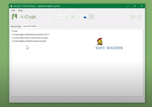 AxCrypt Business Free Download
