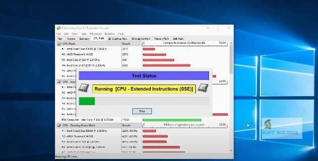 Passmark PerformanceTest 10.0.1008 Free Download