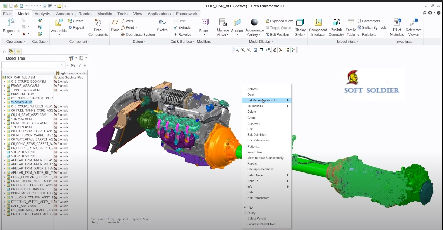 PTC Creo 7 Free Download
