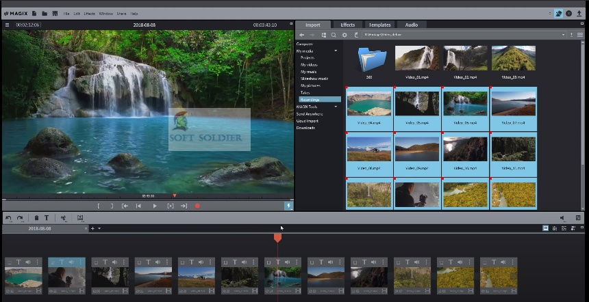 MAGIX Movie Edit Pro 2021 Premium 20.0 Free Download
