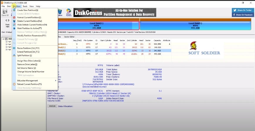 DiskGenius Professional 5.3.0 2