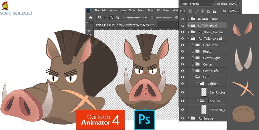 Reallusion Cartoon Animator 4.3 Free