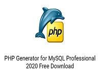 PHP Generator for MySQL Professional 2020