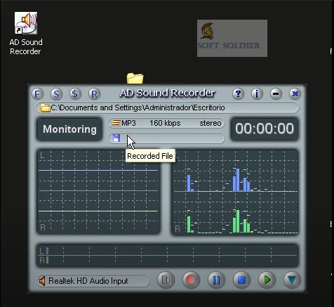AD Sound Recorder 2021 Free