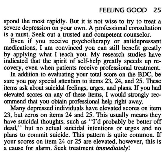 Feeling Good by David D. Burns PDF
