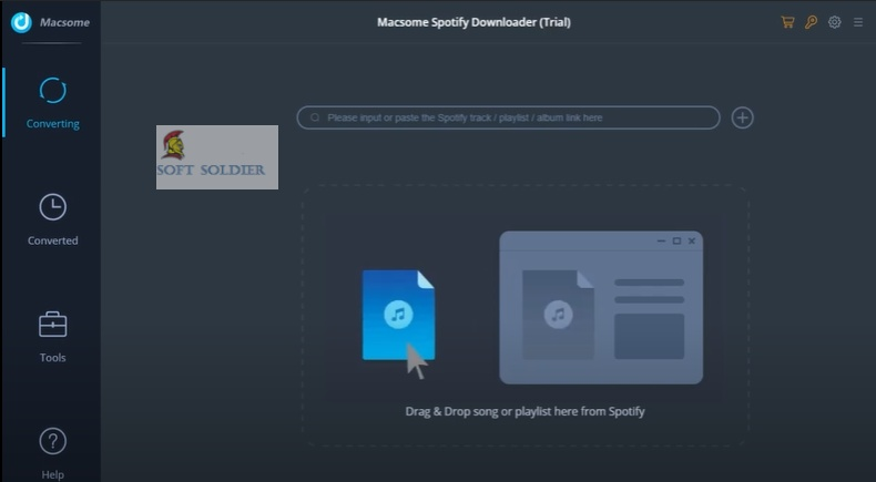 Macsome Spotify Downloader 1.2 Free