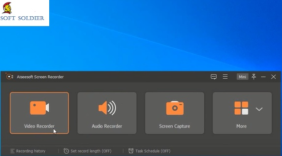 Aiseesoft Screen Recorder 2.2 Free